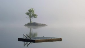 isl_tree_floating_raft_in_morning_mist